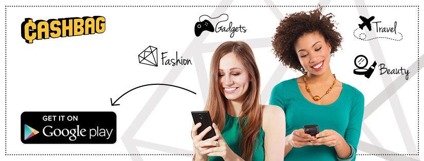 CashBag goes Mobile with the CashBag Rewards App